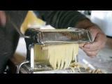 Как делают пасту в Италии в домашний условиях