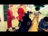 Дед мороз раздает бесплатный Фитнес!!!
